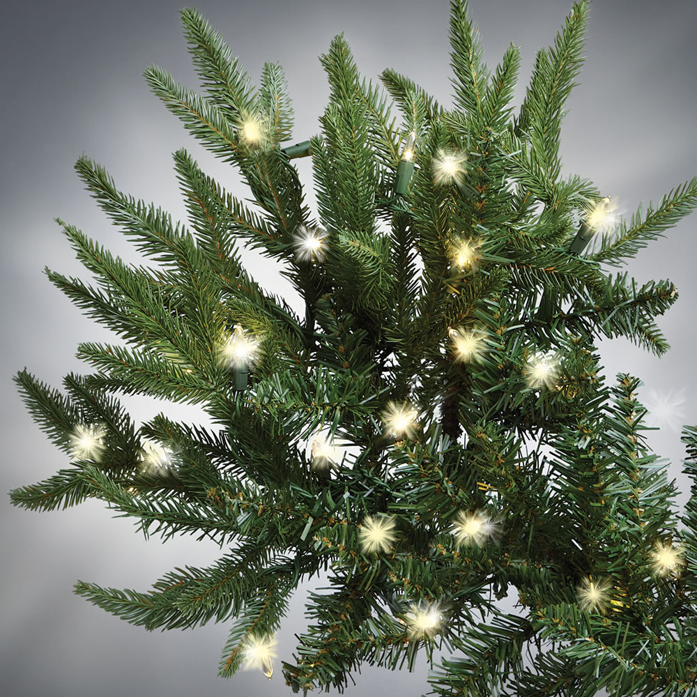 The World's Best Prelit Fraser Fir (8 5' Slim LED)3