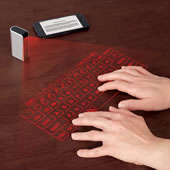 The Smartphone And Tablet Virtual Keyboard.