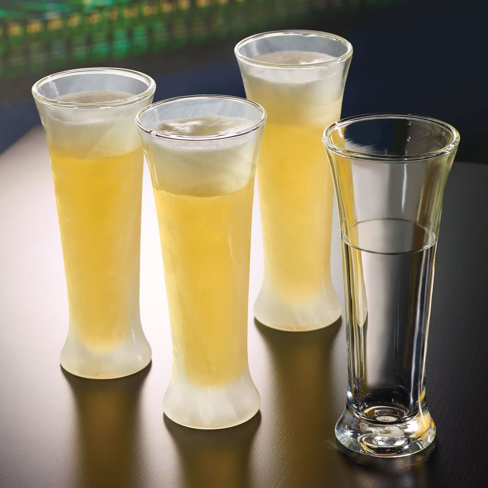 The Chill Maintaining Pilsner Glasses 1