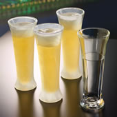 The Chill Maintaining Pilsner Glasses.