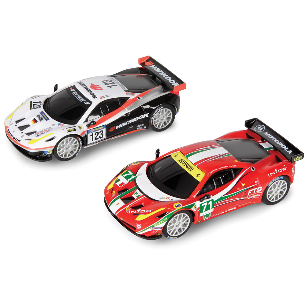 The Carrera Slot Car Race Set