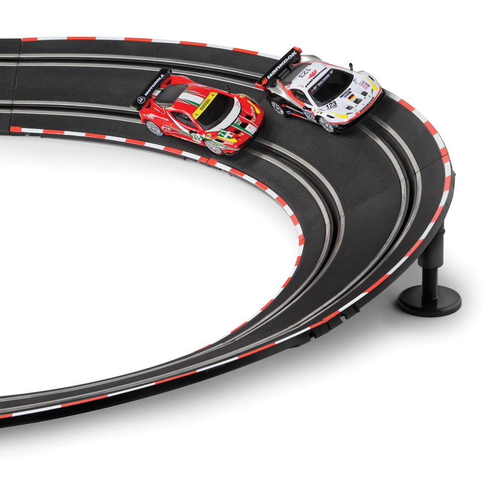 Hammacher Schlemmer Carrera Slot Car Race Set