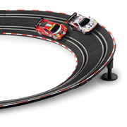 The Carrera Slot Car Race Set.