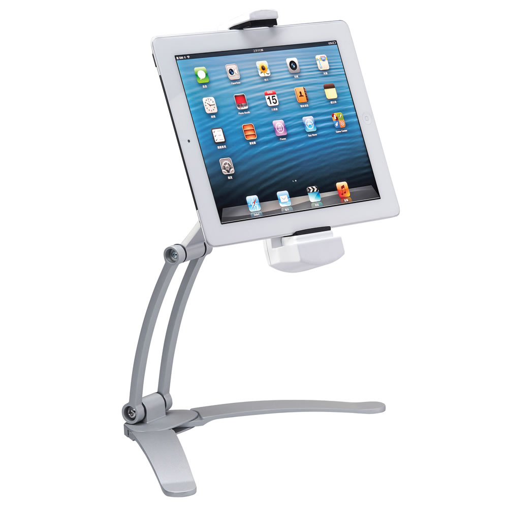 The Under-Cabinet iPad Dock 3