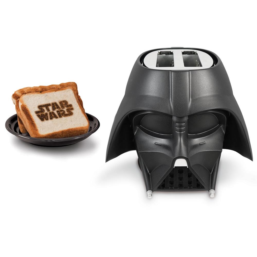The Darth Vader Toaster Hammacher Schlemmer