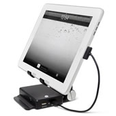 The Cordless iPad Charging Stand.