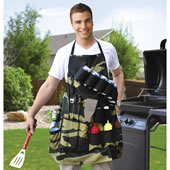 The Grill Sergeant Apron.