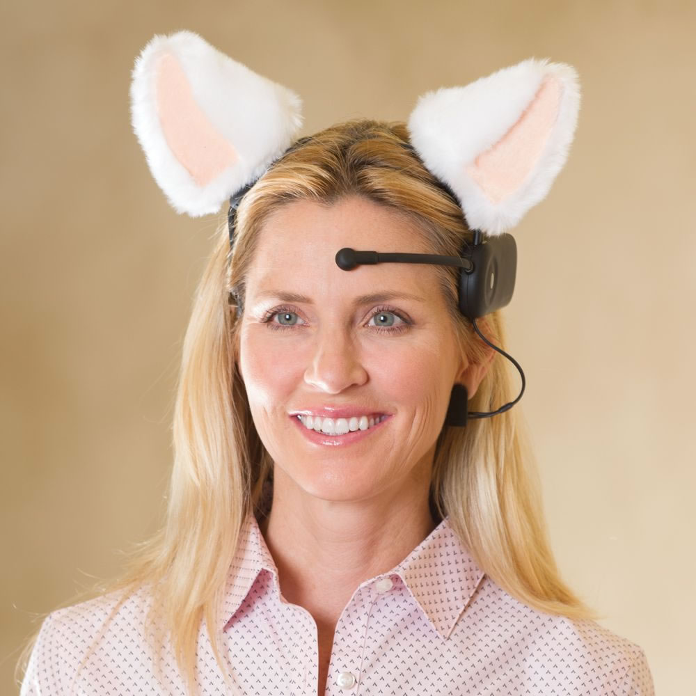 The Brain Wave Animated Cat Ears 2