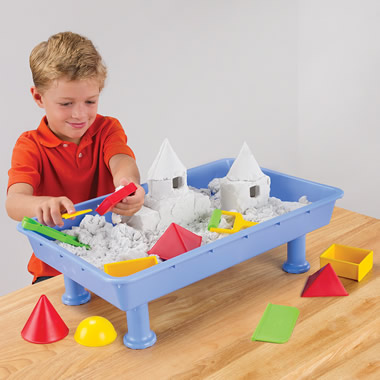 The Messless Indoor Sandbox.