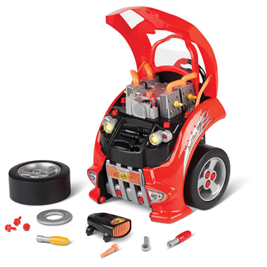 The Car Lover's Engine Repair Set