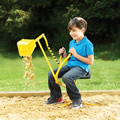 The Classic Sit-On Sand Excavator.