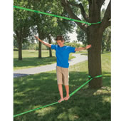 The Backyard Slackline.