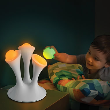 The Take With You Nightlight Orbs.