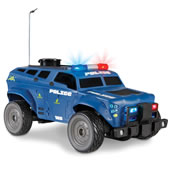 The Talking RC Police Cruiser.