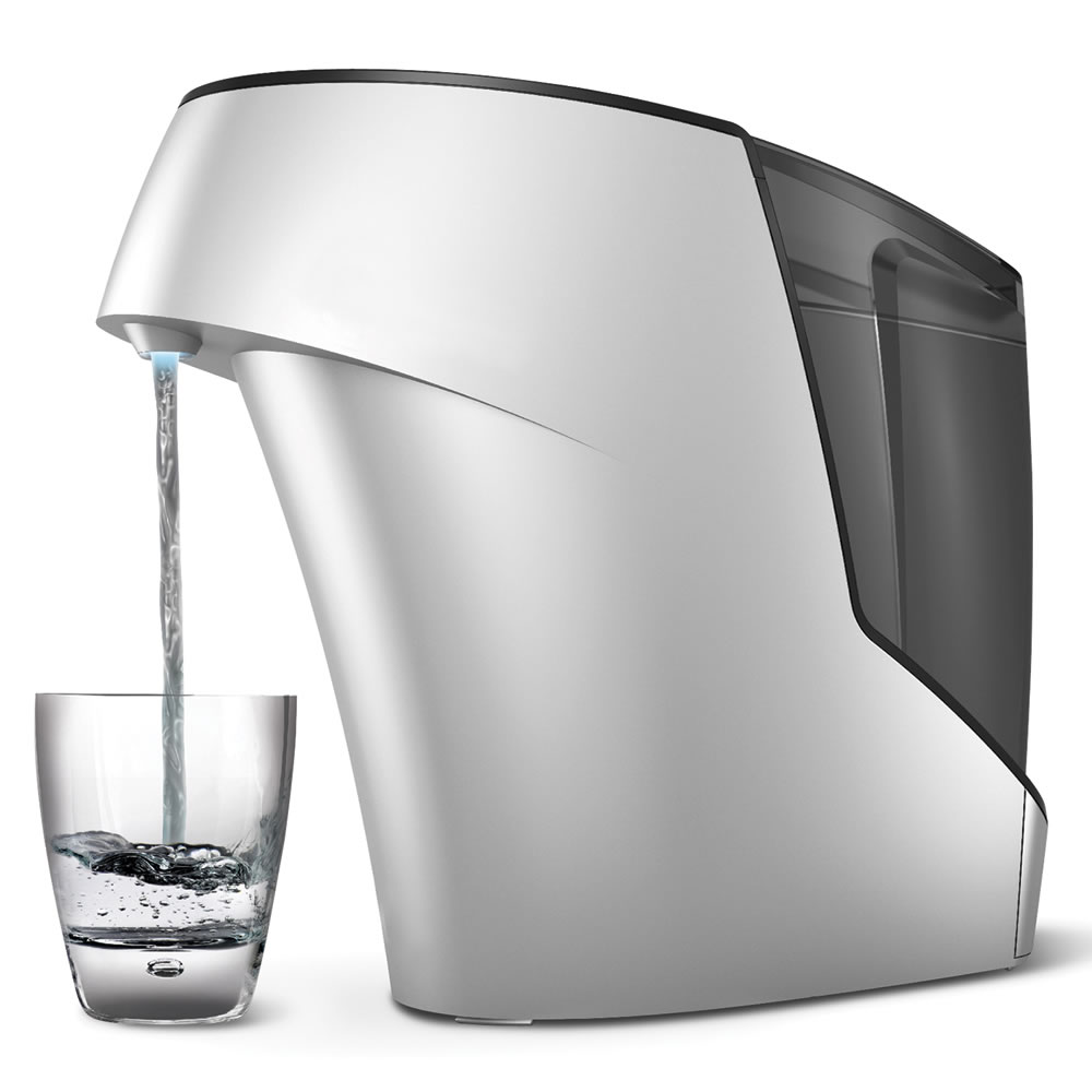 The Germ Eliminating Water Purifier 1