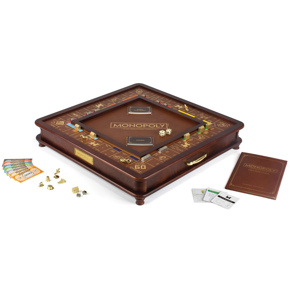 The Drawing Room Monopoly Game1