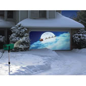 The Only Animated Holiday Scenes Projector.