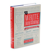 How To Write Anything.