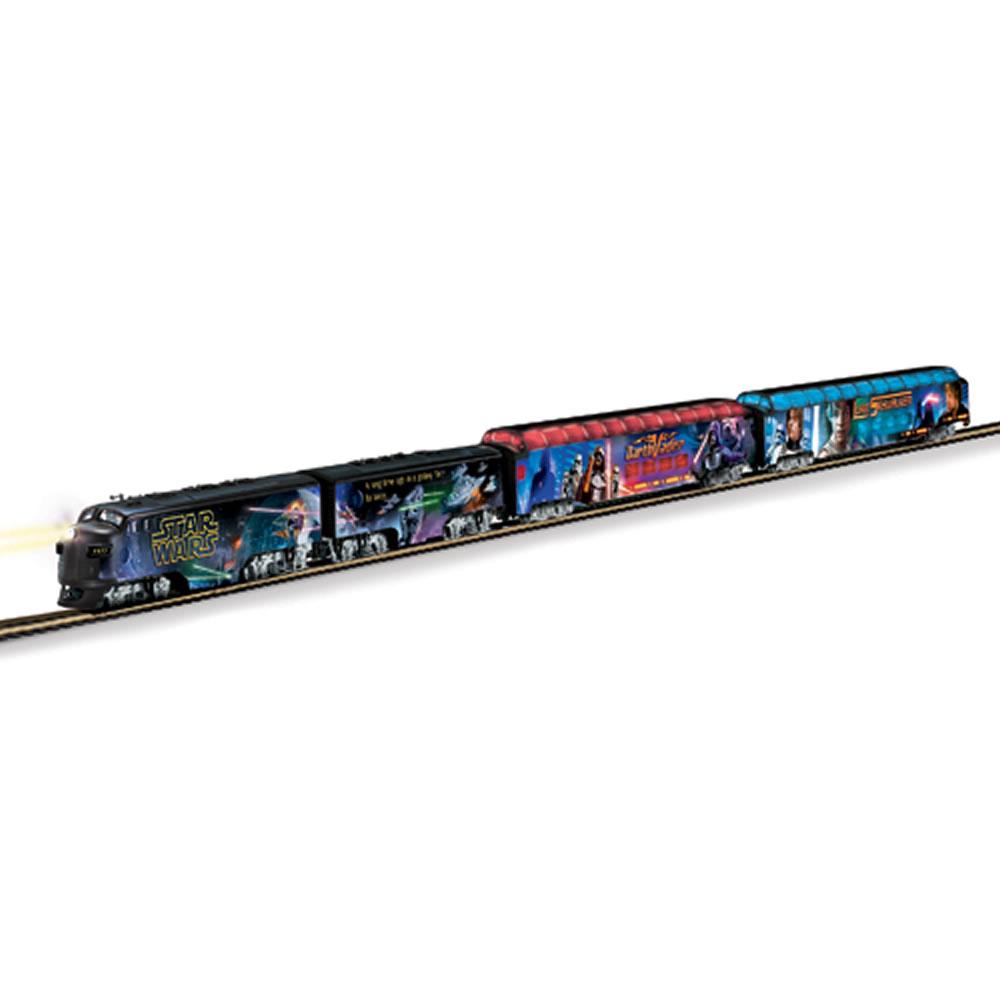 The Luminescent Star Wars Train2