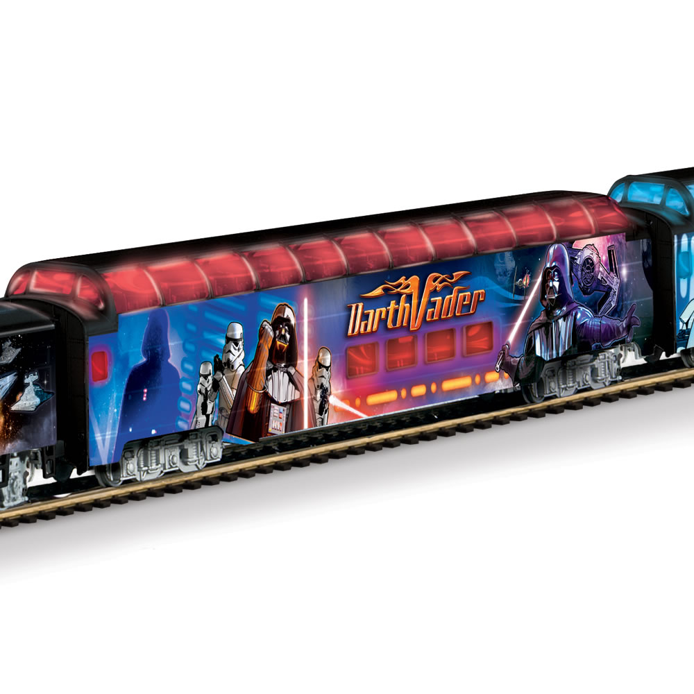 The Luminescent Star Wars Train 4