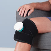 The Professional Trainer's Compression Ice Wrap.