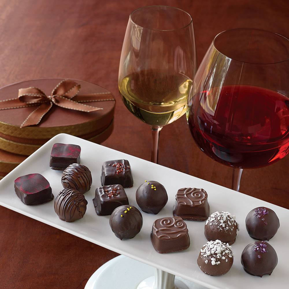 The Sommelier S Wine And Chocolate Pairing Collection