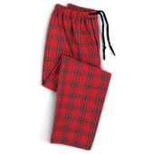 The Gentleman's Genuine Irish Flannel Lounge Pants.