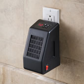The Wall Outlet Space Heater.