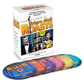 The Friars Club Roasts DVD Collection.