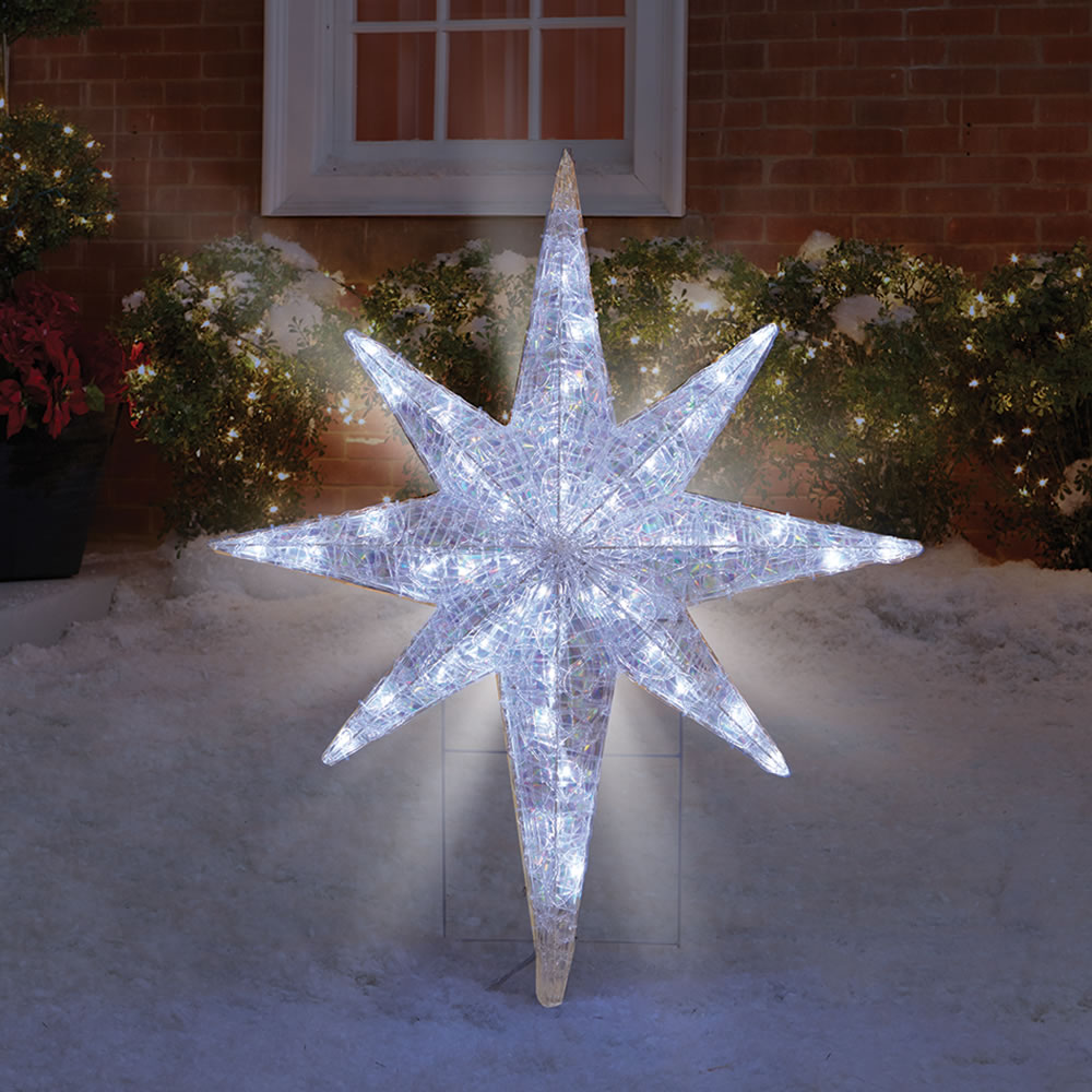 Star of bethlehem outdoor christmas decoration - Review Snapshot