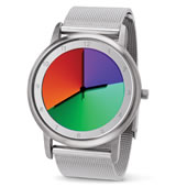 The Prismatic Hue Watch.