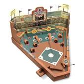 The Classic Pinball Baseball Game.