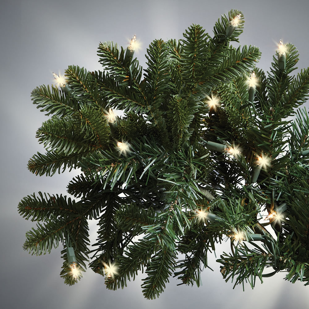 The World's Best Prelit Noble Fir (9 5' Medium LED) 2