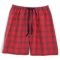 The Gentleman's Flannel Sleep Shorts.