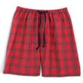 The Gentleman's Flannel Sleep Shorts.