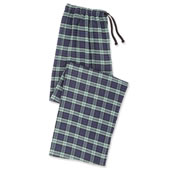 The Lady's Genuine Irish Flannel Lounge Pants.