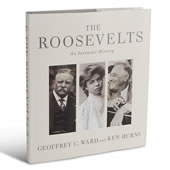 The Ken Burns History of the Roosevelts.