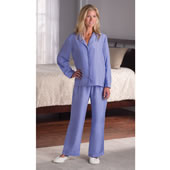 The Washable Silk Pajamas.