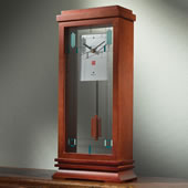 The Frank Lloyd Wright Mantel Clock.