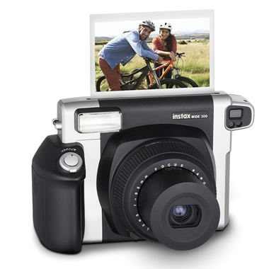 The Instant Photo Printing Camera.