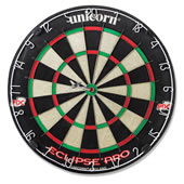 The Official World Championship Dartboard.