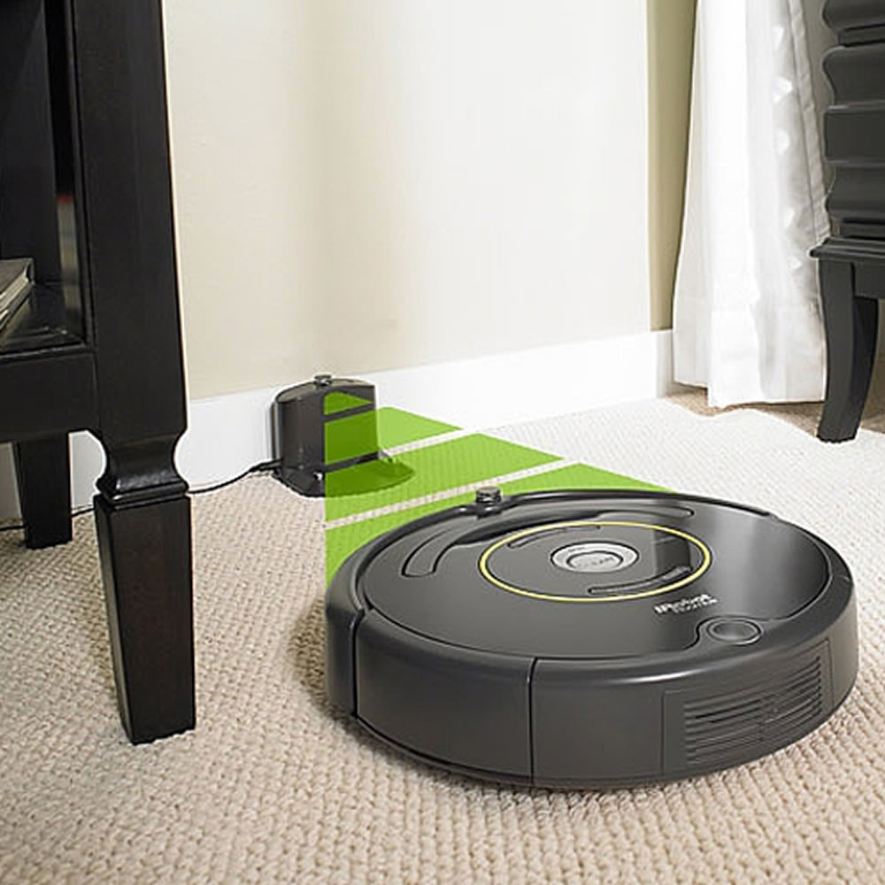 The Superior Suction Roomba 650 2