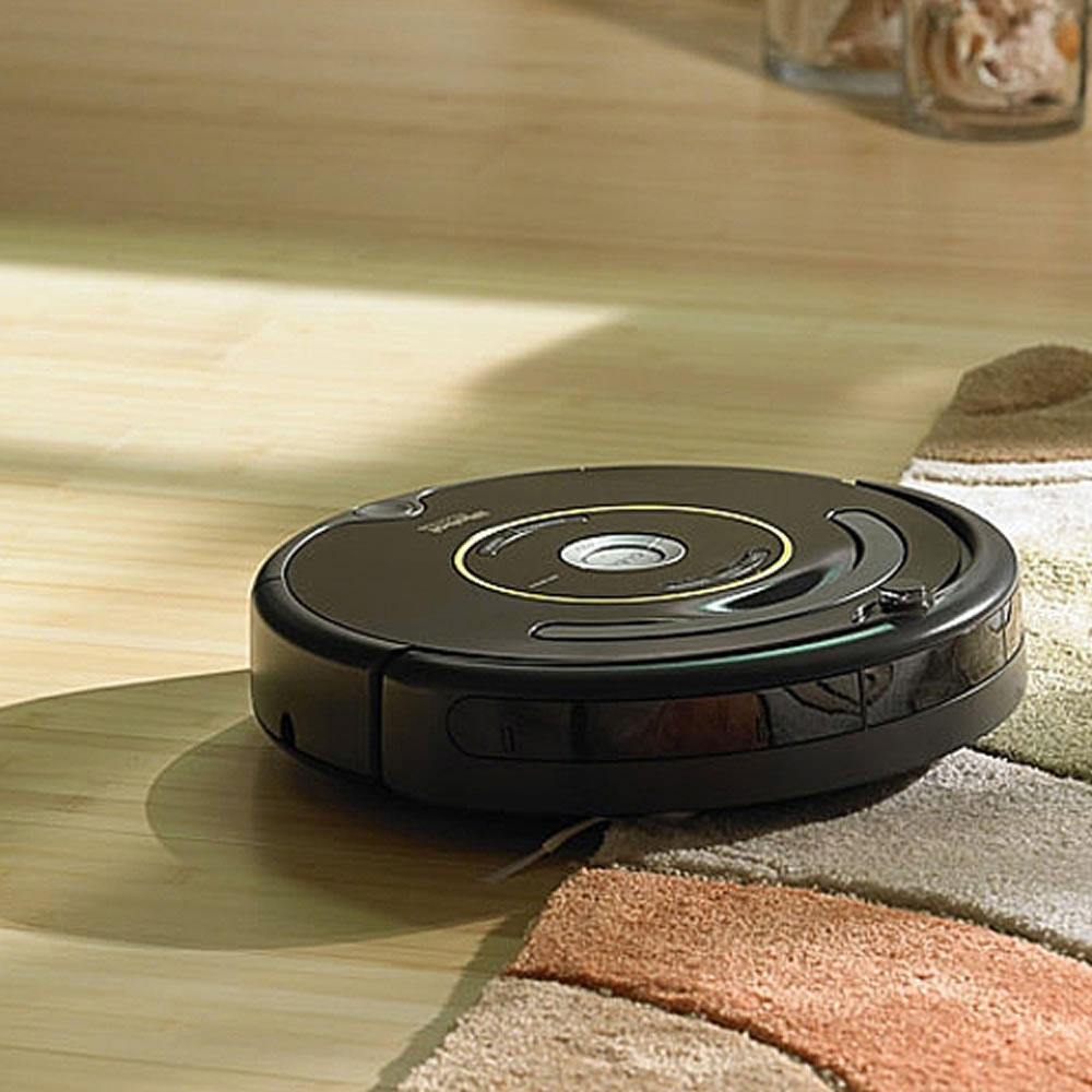 The Superior Suction Roomba 650 3