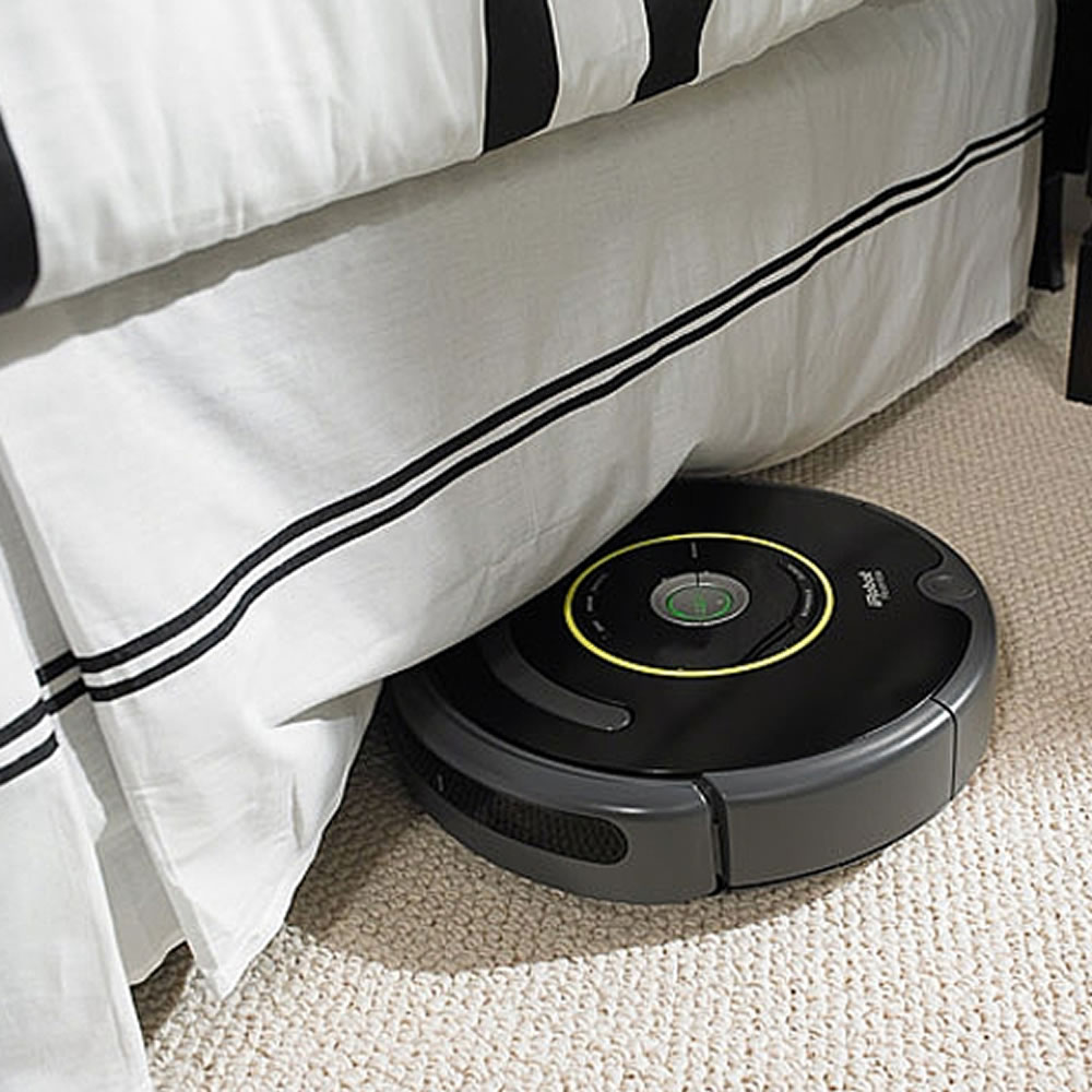 The Superior Suction Roomba 650 4