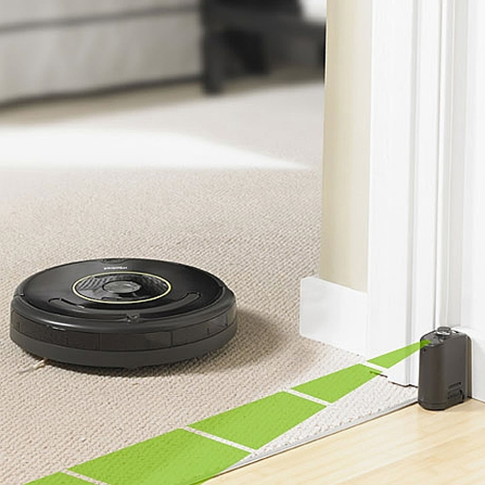 The Superior Suction Roomba 650 5