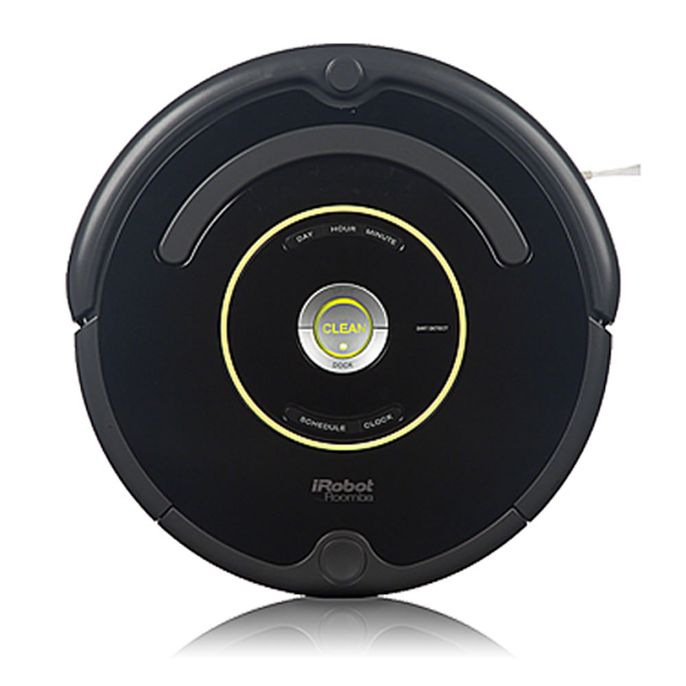 The Superior Suction Roomba 650 1