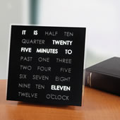 The Reading Time Clock.