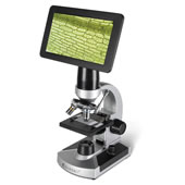 The Video Screen Microscope.