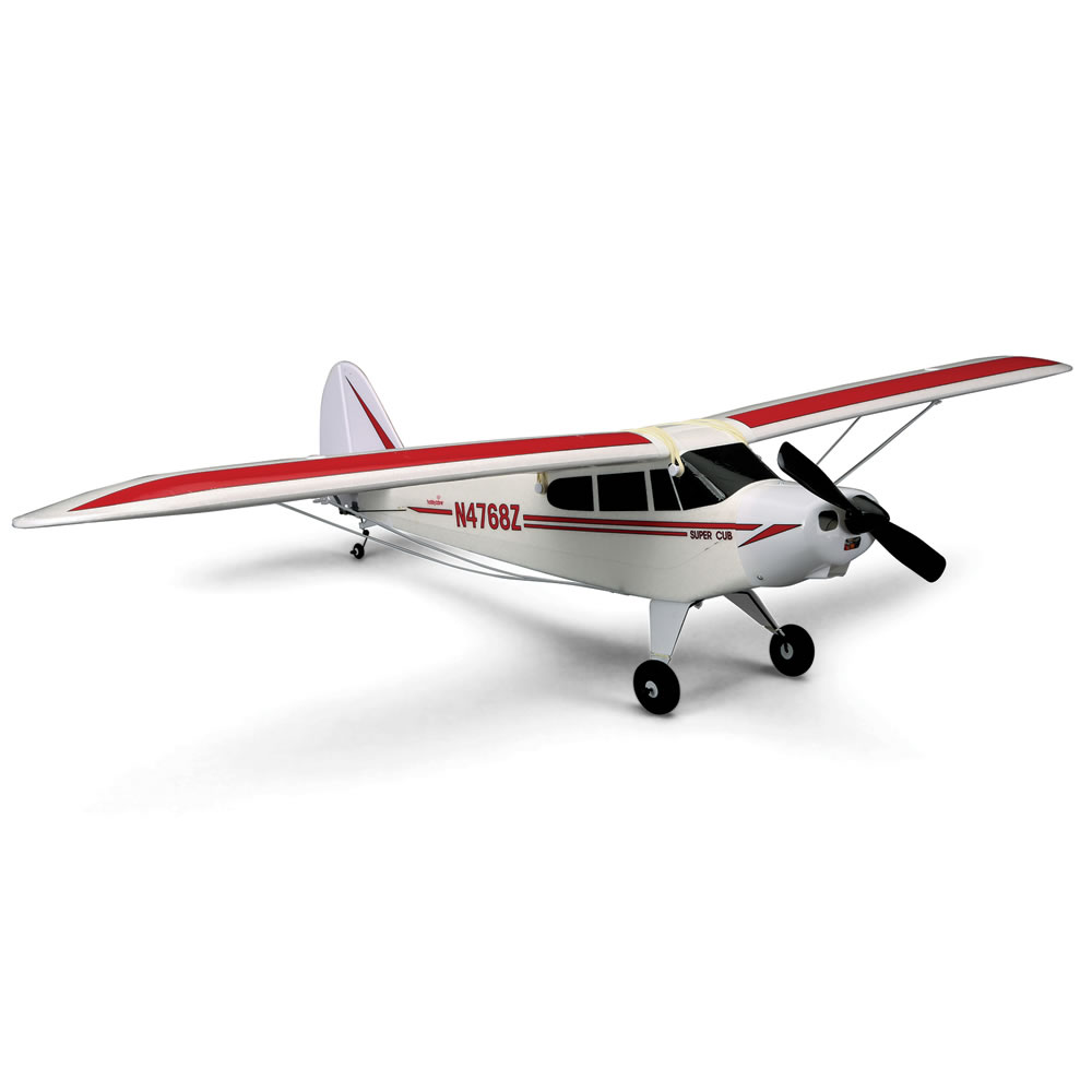 The Fly Assist RC Classic Super Cub 2