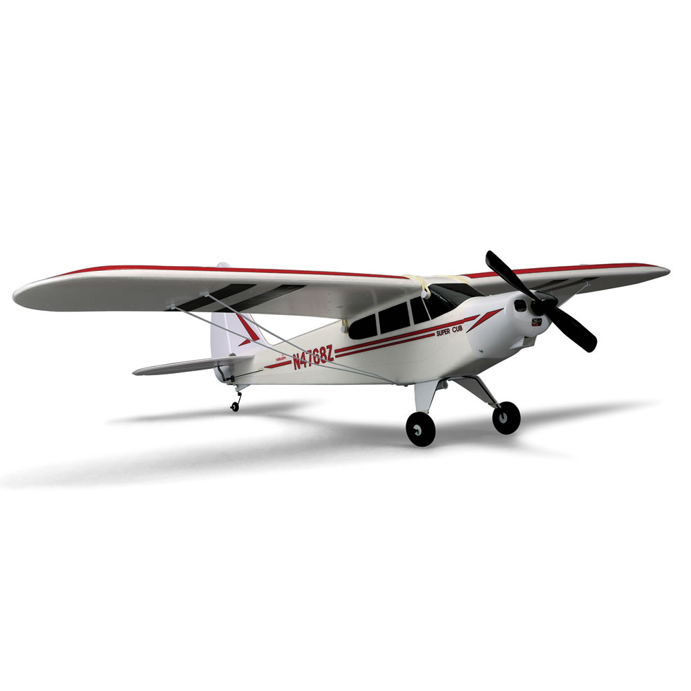 The Fly Assist RC Classic Super Cub 3